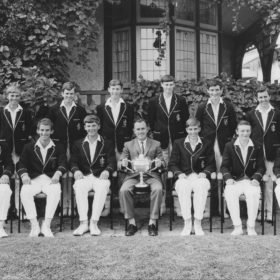 Cricket Team 1965