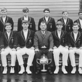 Cricket Team 1966