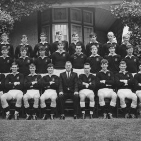 Football Team 1965