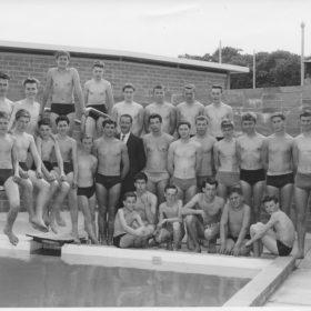 Swimming 1960