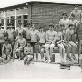 Swimming 1963