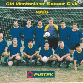 Old Mentonians Soccer Club 19985