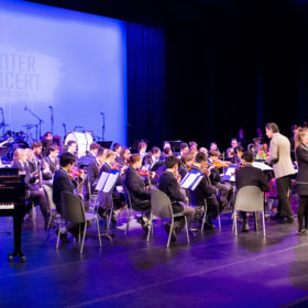 Winter Concert 77