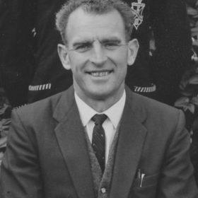 Ted Gilbert 1963