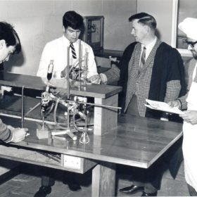 Science Prac 1970