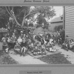 Nursery School 1950