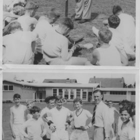 Cricket 1950 E Loxton