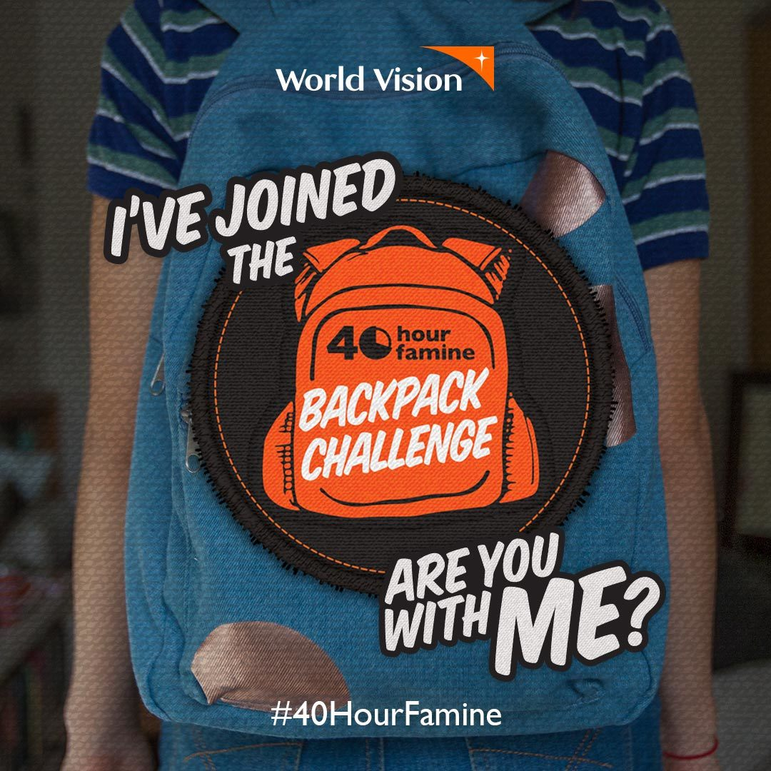 40 Hour Famine Poster