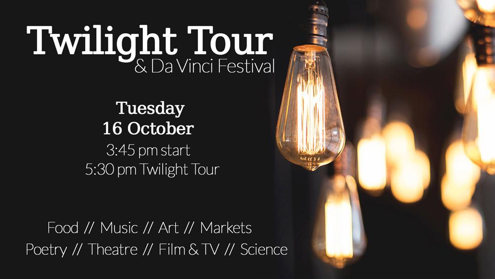 Northside Twilight Tour Da Vinci Web