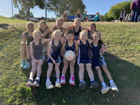 2019 5 A Gala Day Netball Team Normal