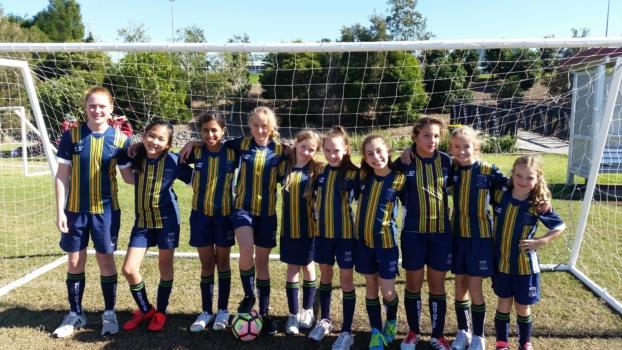 5 A Girls Soccer