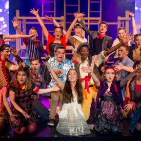 Godspell Northside Christian College 1