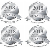 Aea Finalist Badges 2018
