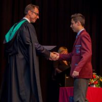 Graduation And Valedictory 102