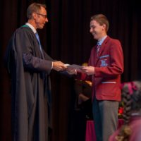 Graduation And Valedictory 107