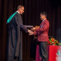 Graduation And Valedictory 111