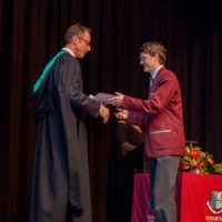 Graduation And Valedictory 112