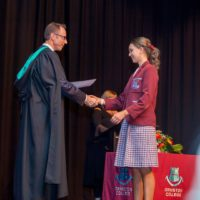Graduation And Valedictory 35