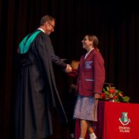 Graduation And Valedictory 37