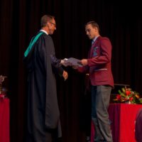 Graduation And Valedictory 38