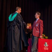Graduation And Valedictory 62