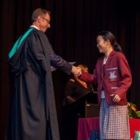 Graduation And Valedictory 82