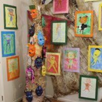 Year 6 7 Art Show 2