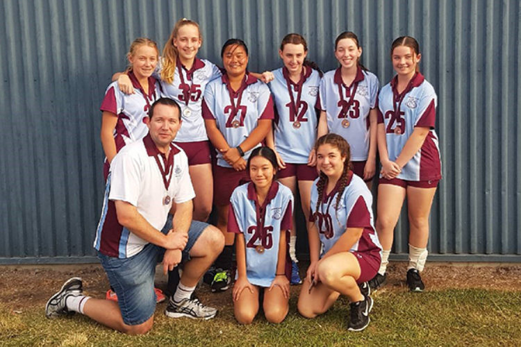 2017 Qld Volleyball Senior Schools Cup 2