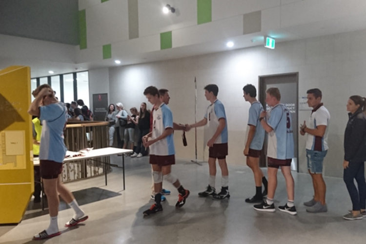 2017 Qld Volleyball Senior Schools Cup 5
