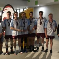 2017 Qld Volleyball Senior Schools Cup 3