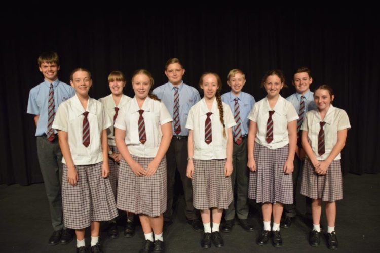 Year 9 Form Leaders