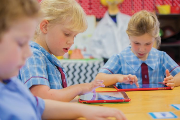 Australia's Best School - Use of Technology | Ormiston College