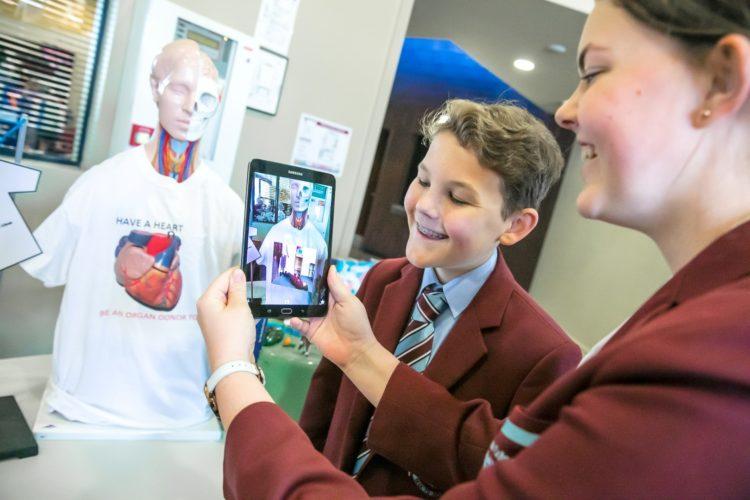 Ormiston College Winner Best Use Of Technology 2018 5
