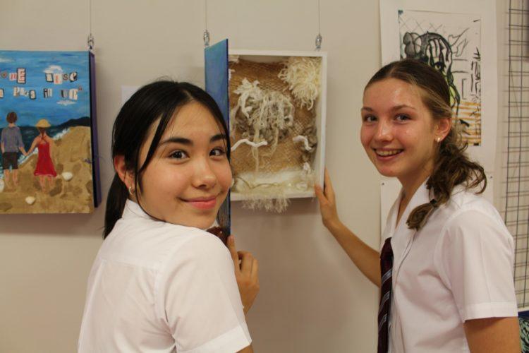 Year 9 Art Exhibition 3