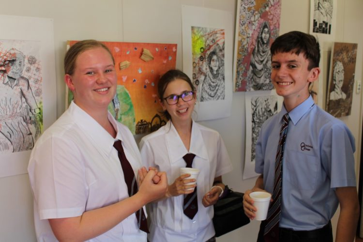 Year 9 Art Exhibition 11