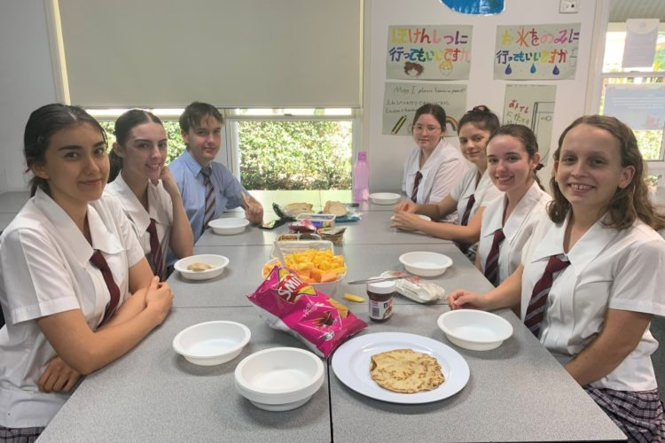 Year 12 Languages Farewell 2