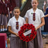Ormiston College Anzac Day Commemoration 2019 11