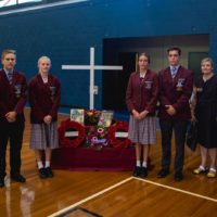 Ormiston College Anzac Day Commemoration 2019