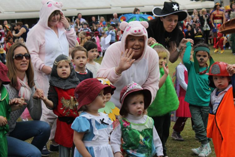 BookWeek2015 Parade Gallery-1