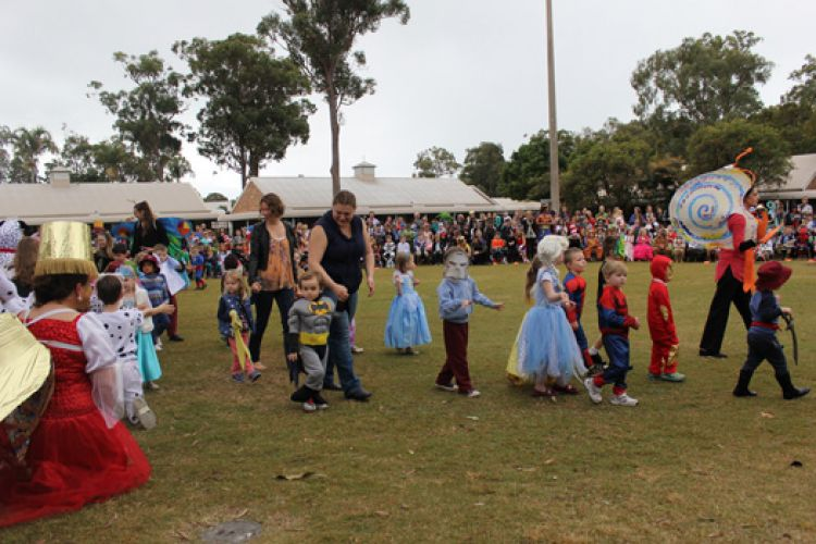 BookWeek2015 Parade Gallery-2
