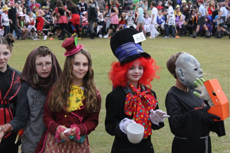 BookWeek2015 Parade Gallery-21