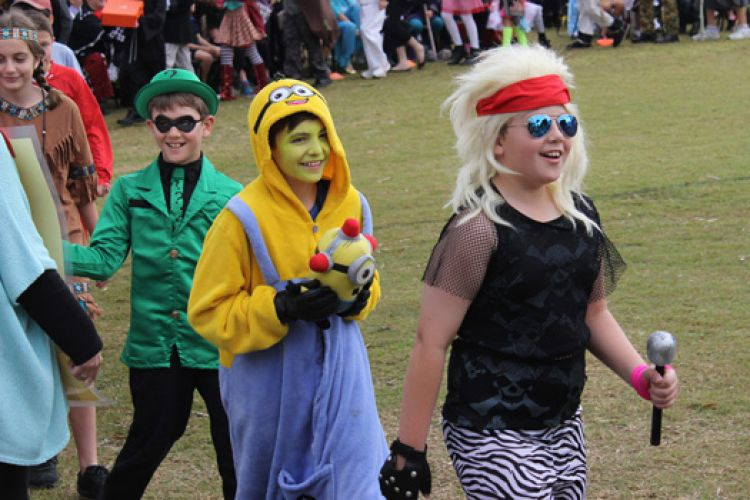 BookWeek2015 Parade Gallery-22