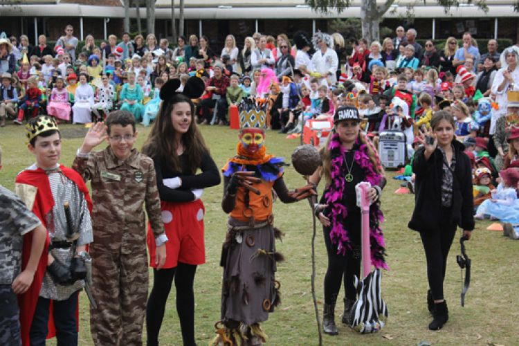 BookWeek2015 Parade Gallery-23