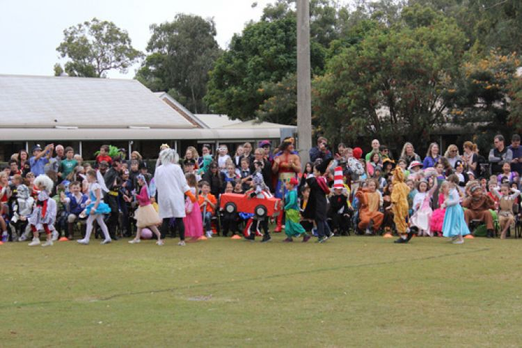 BookWeek2015 Parade Gallery-5