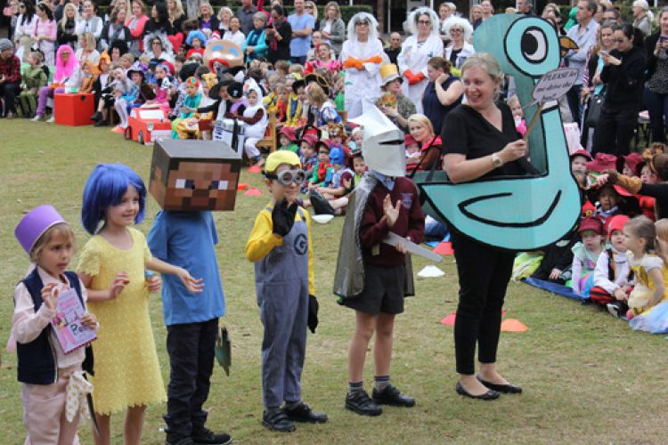 BookWeek2015 Parade Gallery-8