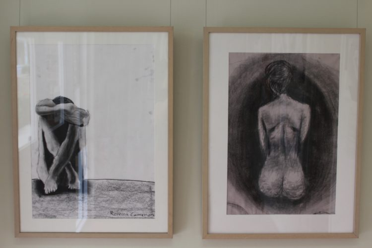 Year-9-Gallery-Exhibit-Human-Body-1