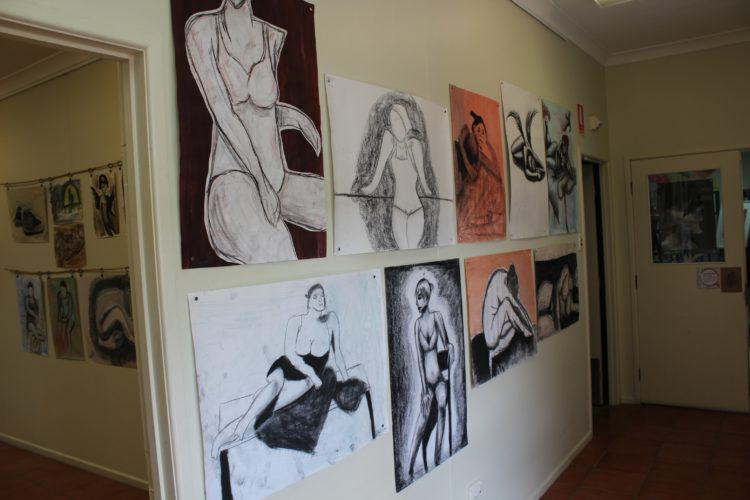 Year-9-Gallery-Exhibit-Human-Body-2