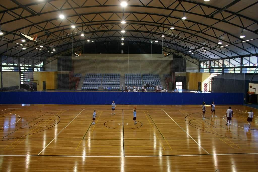 Somerset Sports Centre, Ormiston College