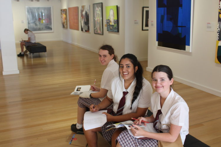 Year 10 Art Excursion 1