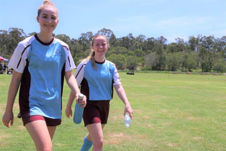 Tas Girls Football 1